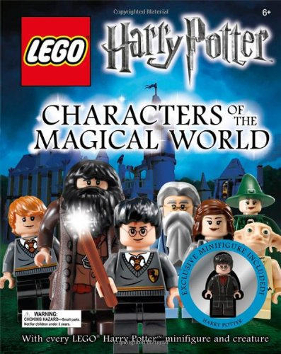 LEGO Harry Potter: Characters of the Magical World Amazon.com