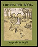 Copper-toed boots