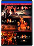 The Mummy (1999) / The Mummy Returns / The Mummy: Tomb of the Dragon Emperor (Triple Feature) [3-Disc DVD] (Bilingual)