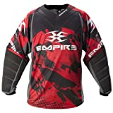Empire 2012 TW Prevail Paintball Jersey - Red