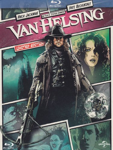Van Helsing (reel heroes - limited edition) [Blu-ray] [IT Import]