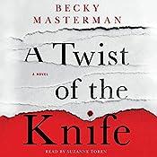 A Twist of the Knife: A Novel   Becky Masterman