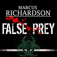 False Prey: A Wildfire Novella Audiobook by Marcus Richardson Narrated by James Romick