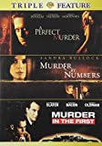 A Perfect Murder / Murder by Numbers / Murder in the First [Import]