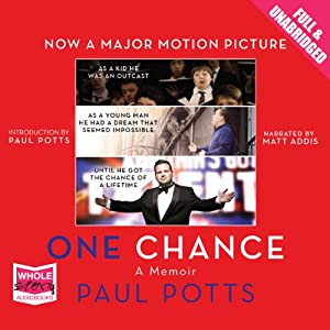 One Chance | [Paul Potts]