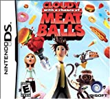 echange, troc Nintendo DS CLOUDY WITH A CHANCE OF MEATBALLS [Import américain]