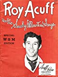 img - for Roy Acuff and His Rocky Mountain Songs book / textbook / text book