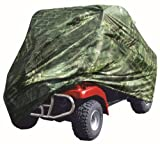 GSI Super Quality Weather Resistant Cover for UTV/Side-by-Side , Large Size - Fits UTV Without Cabin - Camouflage