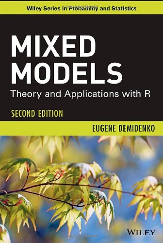 Mixed Models: Theory and Applications with R PDF