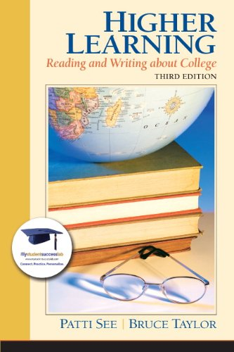 Higher Learning: Reading and Writing About College (3rd...