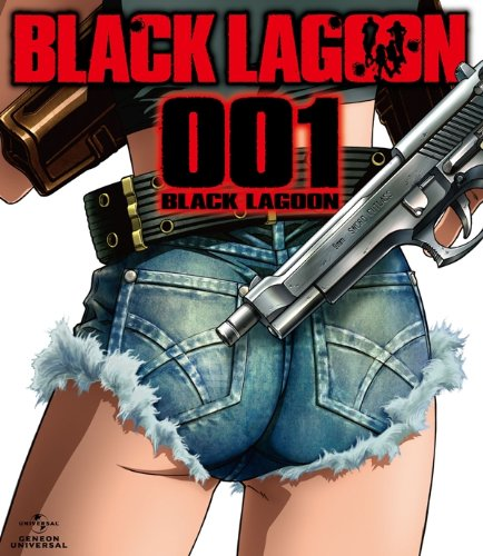 BLACK LAGOON Blu-ray 001 BLACK LAGOON