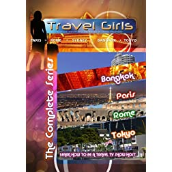 Travel Girls The Complete Series Paris, Rome, Sydney, Bangkok and Tokyo