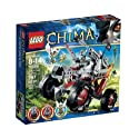 LEGO Chima Wakz Pack Tracker 70004