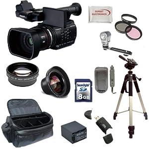 Panasonic AG-AC90 AVCCAM Handheld Camcorder w/ SSE