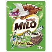 ネスレ日本 ミロ ミニ ミディアムバッグ 12枚×12袋