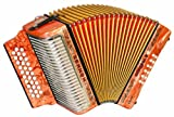 Hohner 3523EO 15.5-Inch 43-Key Accordion