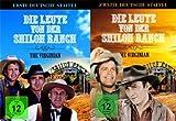 Die Leute von der Shiloh Ranch - Staffel 1+2 (9 DVDs)