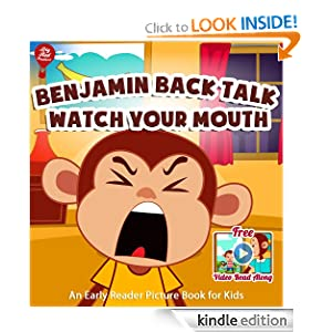 Benjamin Back Talk Watch Your Mouth
