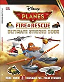 Ultimate Sticker Book: Disney Planes Fire and Rescue (Ultimate Sticker Books)