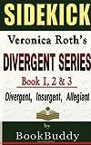Bookbuddy Divergent Series (Divergent, Insurgent, Allegiant): By Veronica Roth -- Sidekick