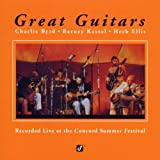Great Guitarspar Charlie Byrd