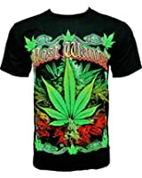 Rock Chang T-Shirt Most Wanted Noir R 489