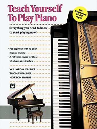 ALFRED Teach Yourself to Play Piano CD-ROM: Deluxe Edition (Windows/Macintosh)