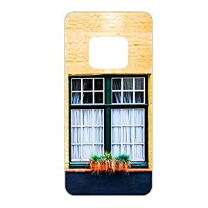 Vibhar printed case back cover for Samsung Galaxy Alpha Khidki