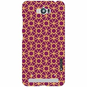 Asus Zenfone Max ZC550KL Back Cover - Silicon Pattern Art Designer Cases