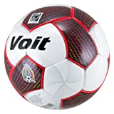 Voit Official Mexican League Match Ball 2012-2013 (BLACK/RED/WHITE, 5)