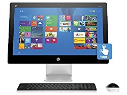 HP 23-q014 23-Inch Display All-in-One PC (Intel 3.1 GHz Core i3 processor, 8 GB DDR3L RAM, 1 TB 7200 rpm SATA Hard Drive, Windows 8.1 64, bit Operating System)