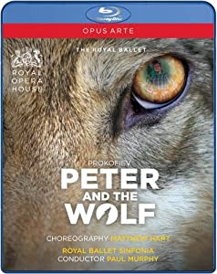 Prokofiev: Peter & The Wolf [Blu-ray]