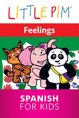 Little Pim: Feelings - Spanish for Kids