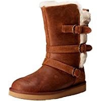 UGG Australia Women's Becket (Chestnut/Black)