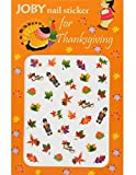Joby Nail Stickers Thanksgiving Th 02