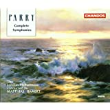 Parry: Complete Symphoniesby Hubert Parry