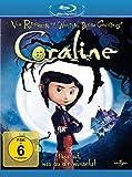 DVD Cover 'Coraline [Blu-ray]