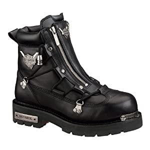 Brake Light Boots - Harley Davidson Mens by Harley-Davidson