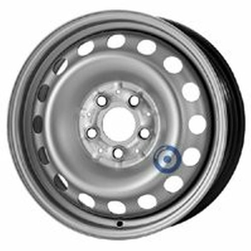 CERCHI-IN-FERRO-ALCAR-AC9095-MERCEDES-V-SerieVitoNCV-2MY04-6Jx16-5X112-665-ET54-Colore-Silver-Grigio