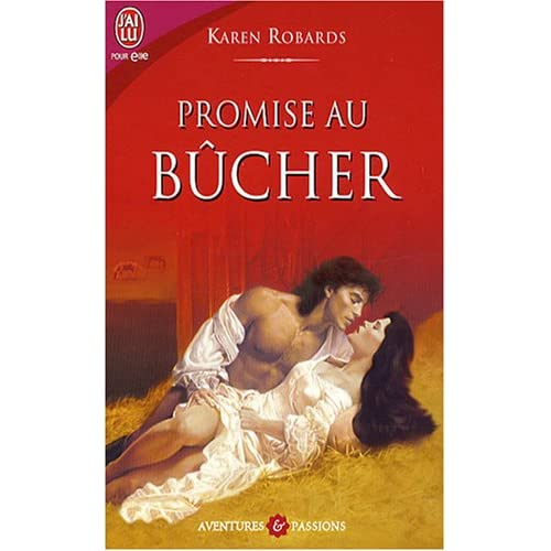 [Zippy]Promise au bûcher-Karen Robards
