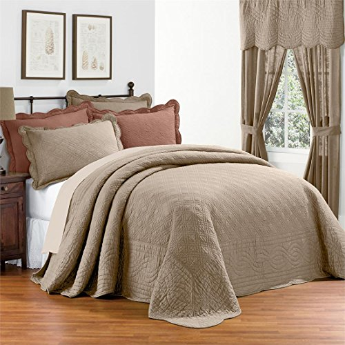 Oversized Queen Bedspread