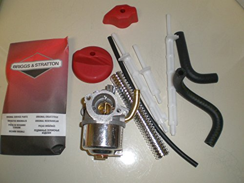 Snapper Murray Simplicity Snowblower Carburetor Briggs & Stratton 794587 798917 /#B4G341TG 32W4-15RTH75257 (Carburetor 798917 compare prices)