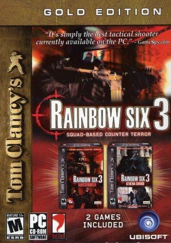 Tom Clancy's Rainbow Six 3, Gold Edition: Raven Shield / Athena Sword