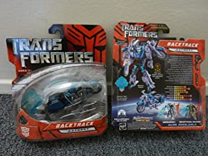 Transformers Movie BACKTRACK unreleased scout