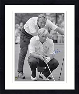Buy Jack Nicklaus Autographed 16'' x 20'' 1973 Ryder Cup Photograph - Memories - Mounted Memories... by Sports Memorabilia