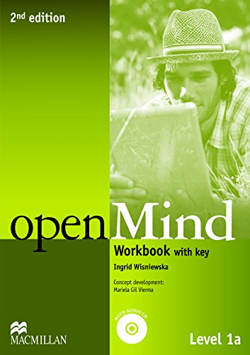Open Mind 2nd Edition AE Level 1A Workbook with Key & CD Pack (Openmind American Edition)