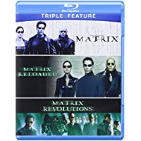 The Matrix Triple Feature on Blu-ray