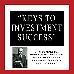 Keys to Investment Success Audiobook