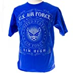 US Air Force Crewneck T-Shirt