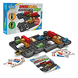Think Fun ThinkFun Rush Hour Shift Board Game